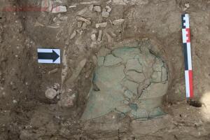 Археологические открытия 2018 года. Находки из некрополя Волна-1. - 1.jpg