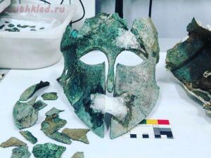 Археологические открытия 2018 года. Находки из некрополя Волна-1. - 12.jpg