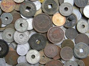 [Продам] Старинные монеты Японии на вес от 1 кг. - 2950134f7bc47049ad0292da833c0b3b.jpg