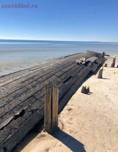 Ураган Майкл вынес на берег старые затонувшие корабли - 154092360018183094.jpg