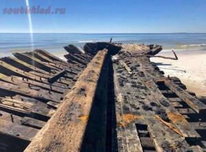 Ураган Майкл вынес на берег старые затонувшие корабли - 1540923660194234127.jpg