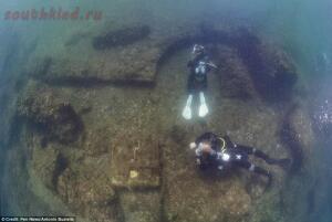 Байи, затонувший город-курорт для аристократов и нуворишей древнего Рима - 15.jpg