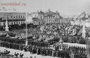 Коронация Николая II в Москве, 1896г. - b998b11296c15590c6529333ddd00456.jpg