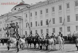 Коронация Николая II в Москве, 1896г. - 2fce355af25ae0a31caa77e3d12a06aa.jpg