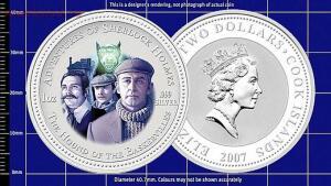 Монеты-Портреты... - holms6.jpg