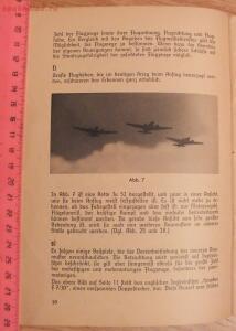 Библиотека лётчика. Немецкий справочник Das Erkennen von Flugzeugen Обнаружение самолётов  - DSCF6147.JPG
