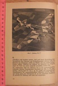 Библиотека лётчика. Немецкий справочник Das Erkennen von Flugzeugen Обнаружение самолётов  - DSCF6149.JPG