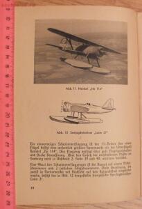 Библиотека лётчика. Немецкий справочник Das Erkennen von Flugzeugen Обнаружение самолётов  - DSCF6151.JPG