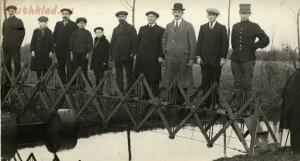 Изобретения начала XX века - Harmonicabrug_voor_noodgevallen_-_Folding_bridge_for_emergencies_(4192749615).jpg