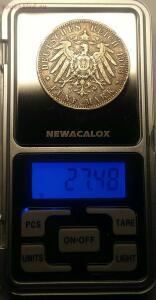 Просьба оценить: 5 марок 1903 г. - P_20190222_225414_1_p_1.jpg