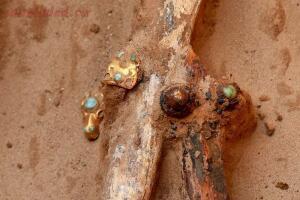 В Астраханской области нашли золотой клад сарматского вождя - 5-BGVFqzGq6c0.jpg