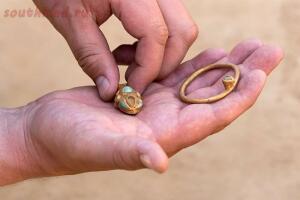 В Астраханской области нашли золотой клад сарматского вождя - 6-LRLfNKT2sAo.jpg