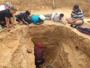В Астраханской области нашли золотой клад сарматского вождя - 12.jpg