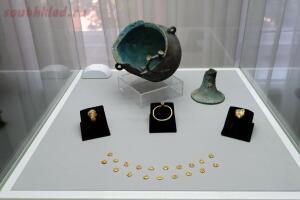 В Астраханской области нашли золотой клад сарматского вождя - 1.jpg