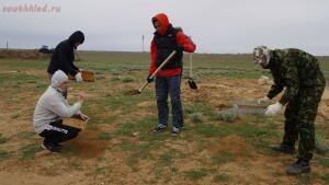В Астраханской области нашли золотой клад сарматского вождя - 4.jpg