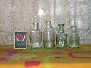 Аптечная посуда зеленого стекла - 5985985.jpg