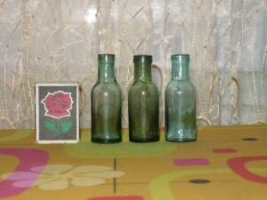 Аптечная посуда зеленого стекла - 7195352.jpg