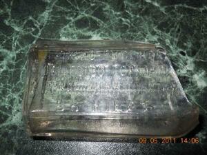 Аптечная посуда белого прозрачного стекла. - 6881817.jpg