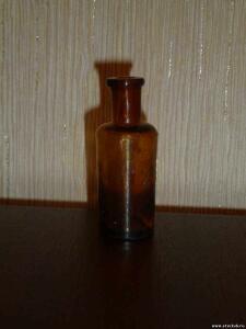 Аптечная посуда коричневого стекла - 2877001.jpg