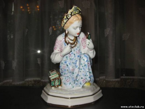 Статуэтки фарфор, керамика и т.д.  - 6873364.jpg
