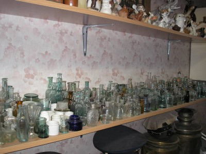 Аптечная посуда белого прозрачного стекла. - 9751013.jpg