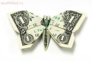 Необычные монеты - поделки из денег.jpg