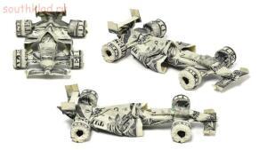 Необычные монеты - поделки из денег....jpg
