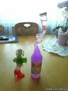 Фигурные бутылки. Советские и наши дни. - 4527515.jpg