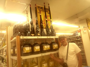 Фигурные бутылки. Советские и наши дни. - 7336691.jpg