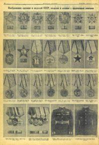Каталог Медали и Ордена СССР