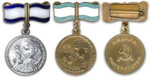 Медаль Медаль материнства