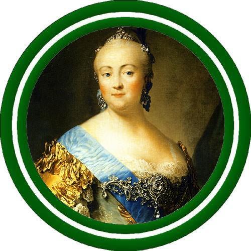 Медали правление Елизаветы Петровны
