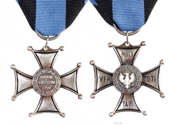 Орден военных заслуг - Virtuti Militari