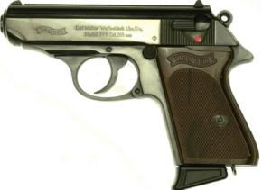 Немецкие пистолеты и ракетницы Второй Мировой Войны