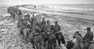 Кавалерийские полки РККА периода 1941-1945 гг.