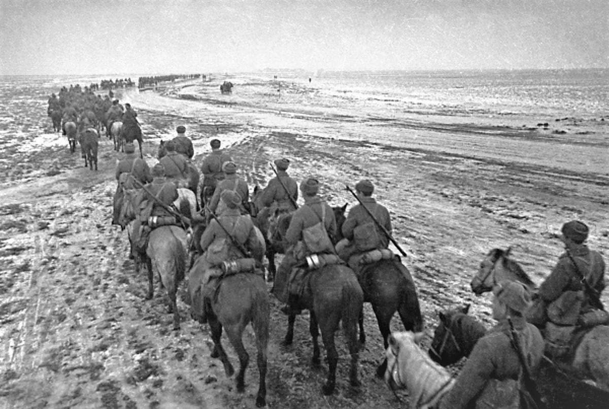 Мифы о красной кавалерии во ВМВ