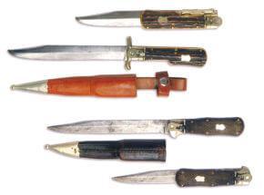Армейские ножи Первой мировой войны