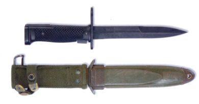 Штыки и штык-ножи (после 1945 года)