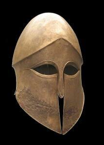Шлемы - 428px-Corinthian_helmet_Denda_Staatliche_Antikensammlungen_4330.jpg