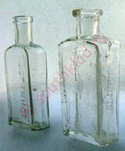 Старинные бутылки: коллекционирование и поиск - 0Лезвия 063.jpg
