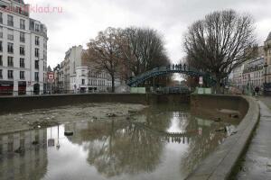 В Париже осушили канал Сен-Мартен - 2_030.jpg