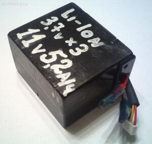 Продам литиевые аккумуляторы для металлоискателя кондор 7252.