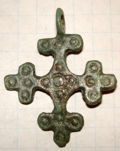 Крест с солярными символами. - DSC00098.JPG