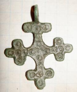 Крест с солярными символами. - DSC00101.JPG