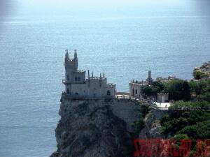 Крым - Ласточкино гнездо. - DSCF0778.JPG