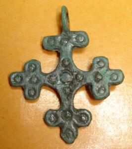 Крест с солярными символами. - DSC00151.JPG