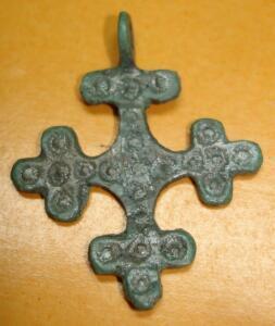 Крест с солярными символами. - DSC00153.JPG