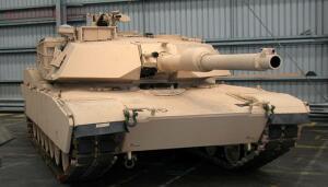 Основной боевой танк США M1A1 Abrams . - 05.jpg