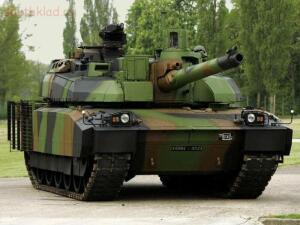 Основной боевой танк Франции Lecrlerc . - 07.jpg