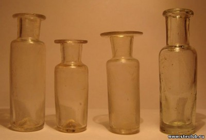 Аптечная посуда белого прозрачного стекла. - 9869015.jpg